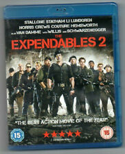The Expendables 2 (Blu-ray, 2012)