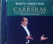 CD - White Christmas - in Concert with Carreras - 1992-Edit and Mastering