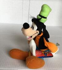 Fisher Price Goofy Beanbag Figur mit Etikett