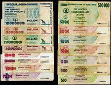 Z 100 Billion Zimbabwean Paper Money For Ebay