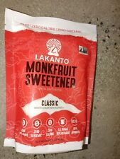 Sugar From Monk Fruit
