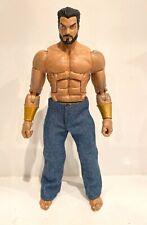 KC-JEANS-LB: 1/12 Light Blue Jeans for Mezco, Marvel Legends Body (no Figure)