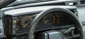 Chrysler Conquest: 1984, 1985, 1986, 1987, 1988, 1989, Speedometer - Cluster