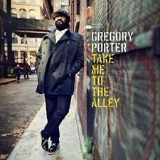 1-CD GREGORY PORTER - TAKE ME TO THE ALLEY (CONDITION: NEW)
