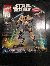 LEGO Star Wars 75112 General Grievous 186 pcs NEW SEALED