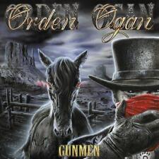 ORDEN OGAN - GUNMEN - CD - 884860179423