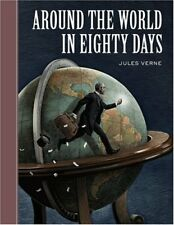 Around the World in Eighty Days (Sterling Unabridged Classics) by Jules Verne