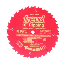 Freud TKR206 10 in. x 24-Tooth Ripping Thin Kerf Perma-Shield Blade