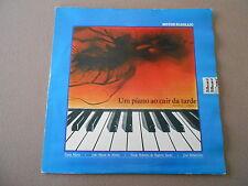 JOAO MARIA DE ABREU & TANIA MARIA: Um Piano Ao Cair Da Tarde Vol. 1 LP (Brazil)