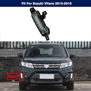 LED DRL Right Daytime Running Light Driving Lamp for Suzuki Vitara 2015-2018