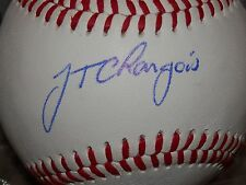 J.T.CHARGOIS MINN TWINS ROOKIE AUTOGRAPH BALL AT 2016 FUTURES GAME 7-9-16