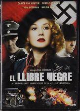 Paul Verhoeven: EL LLIBRE NEGRE (EL LIBRO NEGRO) Edición de diarios.