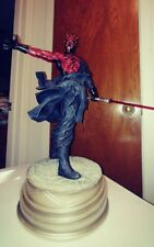 Darth Maul Star Wars Sideshow Collectibles Mythos Statue 18' Limited Edition
