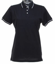 Cotton Short Sleeve Tops & Shirts for Women with Buttons