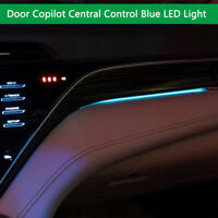Blue LED Car Interior Decorative Atmosphere Lamp Light For Toyota Camry 2018