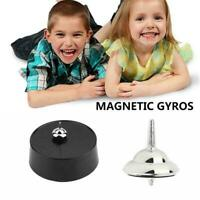 Magnetic Gyroscope Gyro Perpetual Motion Never Stopping Ordinance Physics N0Z9