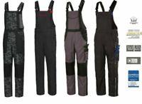 Profesional Hombre Multifunción Peto de Trabajo Pantalones Obra Artesanía