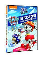 PAW PATROL RESCATES INVERNALES DVD NUEVO ( SIN ABRIR )