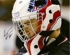 Tri City Americans Eric Comrie Signed Autographed 8x10 Photo COA