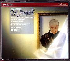 Donizetti: Don Pasquale Renato Capecchi Bruna Rizzoli Molinari-Pradelli 2cd 1955