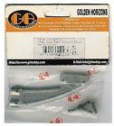 GOLDEN HORIZONS GH 02367 GUN-METAL REAR UPPER CHASSIS BRACE HPI HELLFIRE HOP-UP