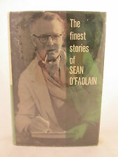 The Finest Stories of Sean O'Faolain 1957 Advance Review Copy 1st Edition DJ