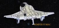 F-4 PHANTOM TAILHOOK HAT LAPEL PIN UP US AIR FORCE LANDING AFB PILOT CREW WING