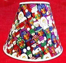 Carolers Lamp Shade Xmas Lampshade