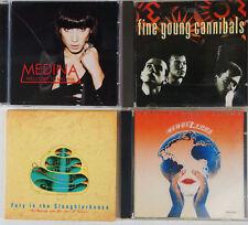 4 Musik CD's Konvolut Medina fine young cannibals Fury Jean Michel Jarre CDK5