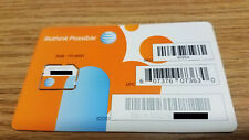 NEW Genuine AT&T Micro SIM Card 4G LTE Prepaid or Contract 170-8591