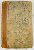 Ancient And Modern Geography Antique Book 1823 J A Cummings 9th Boston (O) AS IS