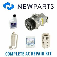 For Pontiac Vibe 2003-2008 Complete AC A/C Repair Kit w/ NEW Compressor & Clutch