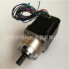 US Ship OSM 27:1 Planetary Gearbox Nema 17 Stepper Motor DIY CNC Robot Camera