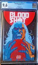 Bloodshot Salvation (2017 Valiant) #1 Johnson Variant CGC 9.6 1:50