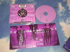 Various – Quadruped V·1 UK CD OPTIC EYE/ACTIVE LOOP ZONE/ZUVUYA
