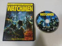 WATCHMEN DVD ZACK SNYDER CASTELLANO ENGLISH FRANCAIS REGION 1 - AM