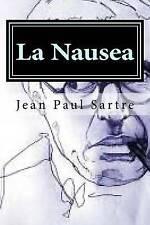 La Nausea by Jean Paul Sartre (Paperback / softback, 2016)