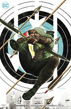 Green Arrow #44 Rebirth Variant (DC Comics, 2018) NM 1st Print 09/05/18
