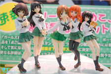 Girls und Panzar 1/7 Anglerfish Team Original Cast Charagumin Garage Kits Lot