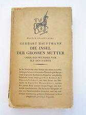 1924 ISLAND OF WOMEN Association Copy w/ S.H. SIME BOOKPLATE German Book