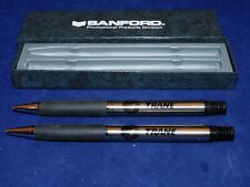 TRANE Heating, Air Conditioning - HVAC Sanford Pen & Pencil Set vintage
