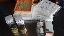 JEEP GRAND CHEROKEE WK 3.0L DIESEL FILTER KIT 2 x OIL 1 x AIR FUEL CABIN FILTERS