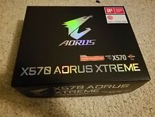 New listing Gigabyte X570 Aorus Xtreme eAtx Motherboard Revision 1.1