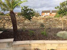 Sandstone Dry Stone Walling, Beautiful Natural Drystone - Per Crate (950kg)