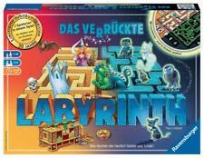 Ravensburger 26687 - Das verrückte Labyrinth, Strategiespiel, 30Jahre Jubiläumse