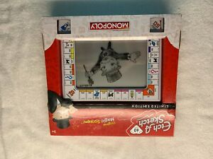 """Hasbro: Etch A Sketch:  """"Monopoly"""" Edition (Limited Edition) Free Shipping!"""