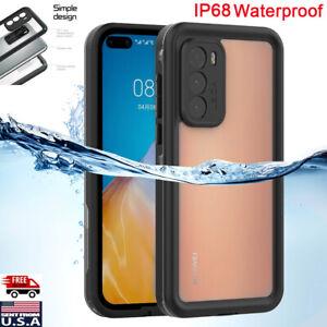 For Huawei P40 , P40 Pro Waterproof Case Heavy Duty Shockproof Underwater Cover