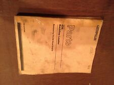 CAT CATERPILLAR  426 BACKHOE PARTS BOOK CATALOG S/N 7BC