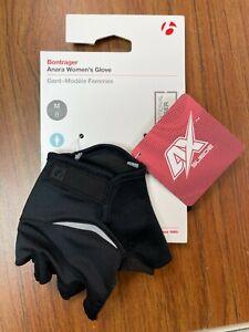 Bontrager Anara Womens Cycling Gloves 556109 Size M Color Black
