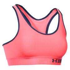 Abbigliamento sportivo da donna rosi marca Under armour compressione